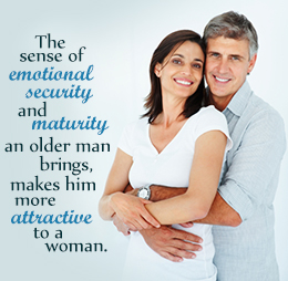Advantages of dating an older man are nigel and mary dating